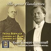 The Great Conductors: Hans Schmidt-Isserstedt Conducts Franz Berwald by Stockholm Symphony Orchestra