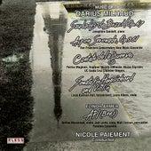 Music of Darius Milhaud de Various Artists