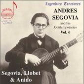 Andres Segovia and His Comtemporaries, Vol. 6 de Various Artists