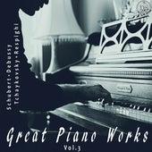 Great Piano Works, Vol. 3 by Vlad Tkachuk