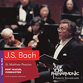 J.S. Bach: St. Matthew Passion von Various Artists