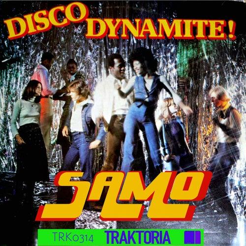Disco Dynamite! de Samo