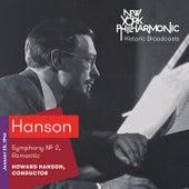 Hanson: Symphony No. 2 by New York Philharmonic