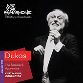 Dukas: The Sorcerer's Apprentice by New York Philharmonic