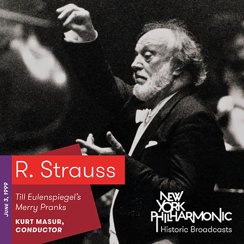 R. Strauss: Till Eulenspiegel by New York Philharmonic