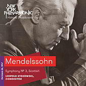Mendelssohn: Symphony No. 3 by New York Philharmonic
