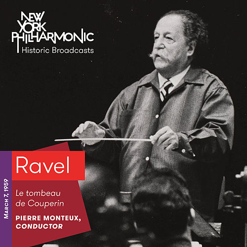Ravel: Le Tombeau de Couperin by New York Philharmonic