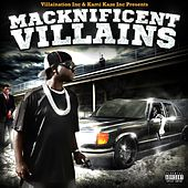 Macknificent Villains by M.C. Mack