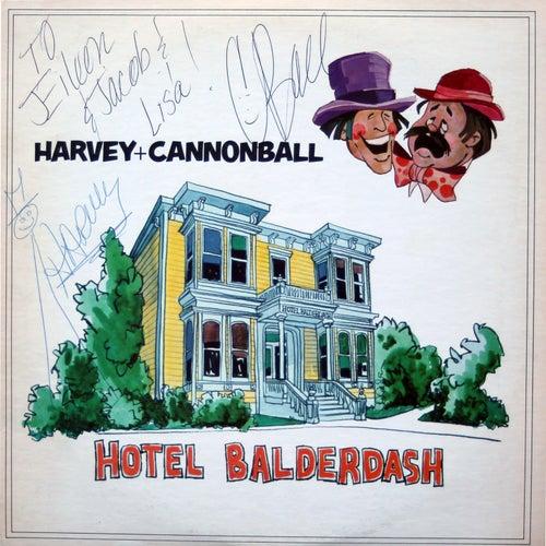Hotel Balderdash by Harvey