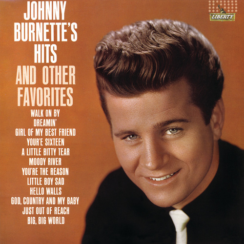 Johnny Burnette's Hits And Other Favorites by Johnny Burnette