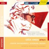 Chopin, F. / Rachmaninov, S. / Schumann, R. / Brahms, J.: Piano Concertos (1952-1963) by SWR Sinfonieorchester Baden-Baden und Freiburg