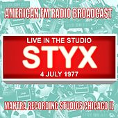 Live In The Studio - Mantra Recording Studios 1977 de Styx