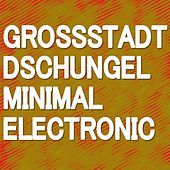 Grosstadt Dschungel Minimal Electronic by Various Artists