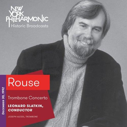 Rouse: Trombone Concerto by Joseph Alessi