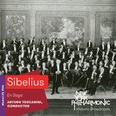 Sibelius: En Saga de New York Philharmonic
