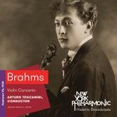 Brahms: Violin Concerto by Jascha Heifetz