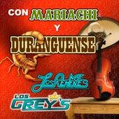 Con Mariachi Y Duranguense by Various Artists