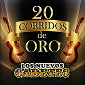 20 Corridos De Oro by Los Nuevos Cadetes