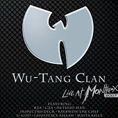 Live at Montreux by Wu-Tang Clan