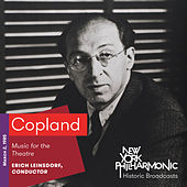Copland: Music for the Theatre by New York Philharmonic