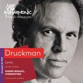 Druckman: Lamia by Jan DeGaetani