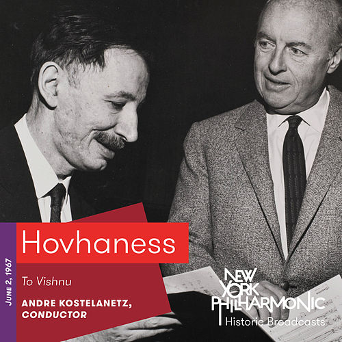 Hovhaness: To Vishnu by New York Philharmonic