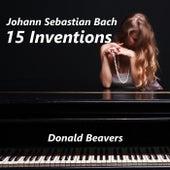 Johann Sebastian Bach: 15 Inventions de Donald Beavers