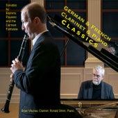 French & German Clarinet & Piano Classics by Brian Viliunas