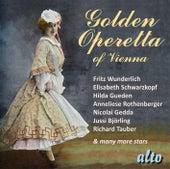 Golden Operetta Of Vienna by Various Artists