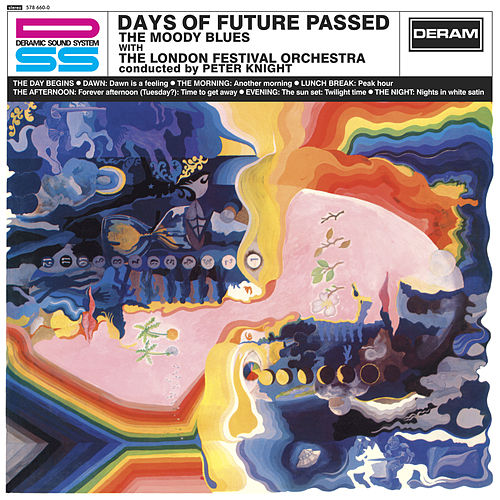 Days Of Future Passed (Remastered 2017) de The Moody Blues