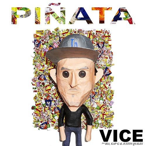 Piñata (feat. BIA, Kap G & Justin Quiles) van Vice
