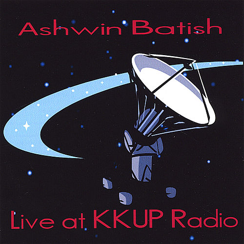 Live at KKUP Radio by Ashwin Batish