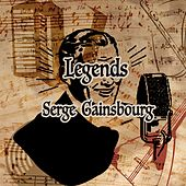Legends: Serge Gainsbourg by Serge Gainsbourg