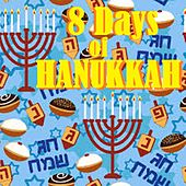 8 Days of HANUKKAH by Various Artists