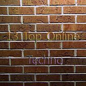 13 Top Online Techno - EP by Various Artists