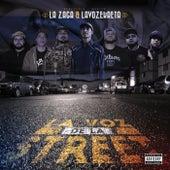 La Voz De La Street EP von Zaga