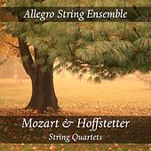 Mozart & Hoffstetter String Quartets by Allegro String Ensemble