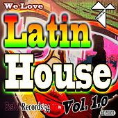 We Love Latin House: Best of Records 54, Vol. 1.0 von Various Artists