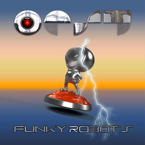 Funky Robots von Oesj