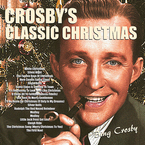 crosbys classic christmas by bing crosby napster - I Ll Be Home For Christmas Bing Crosby