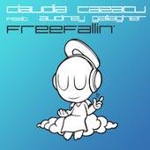 Freefalling by Claudia Cazacu