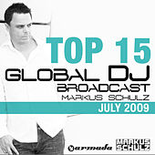 Global DJ Broadcast Top 15 - July 2009 by Various Artists