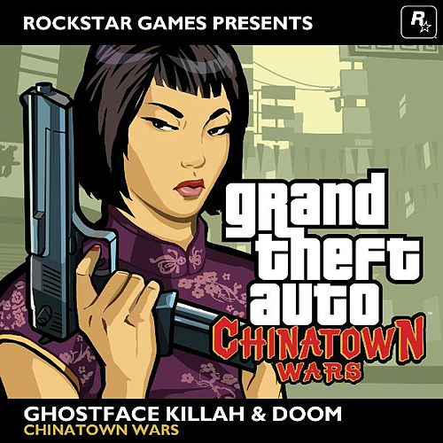 Grand Theft Auto: Chinatown Wars by Ghostface Killah