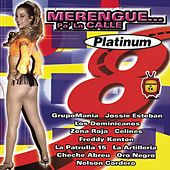 Merengue Pa La Calle Platinum de Various Artists