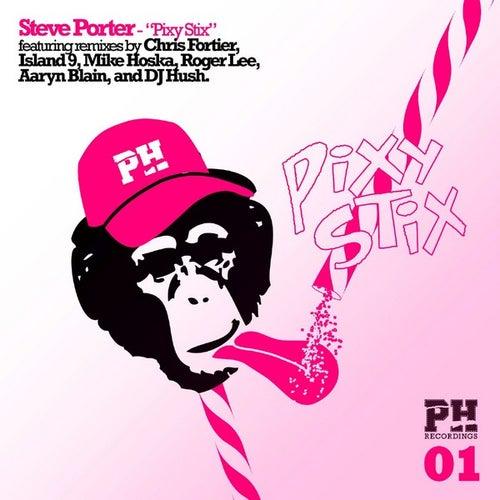 Pixy Stix by Steve Porter