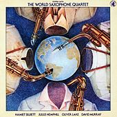 Steppin' With The World Saxophone Quartet by World Saxophone Quartet