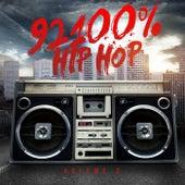 92100% Hip-Hop vol 2 de Various Artists