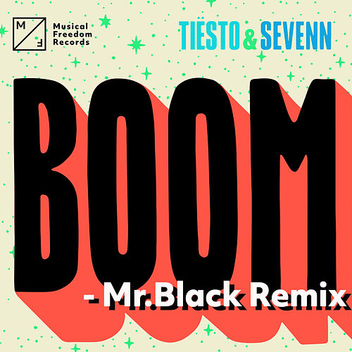 BOOM (Mr.Black Remix) de Tiësto