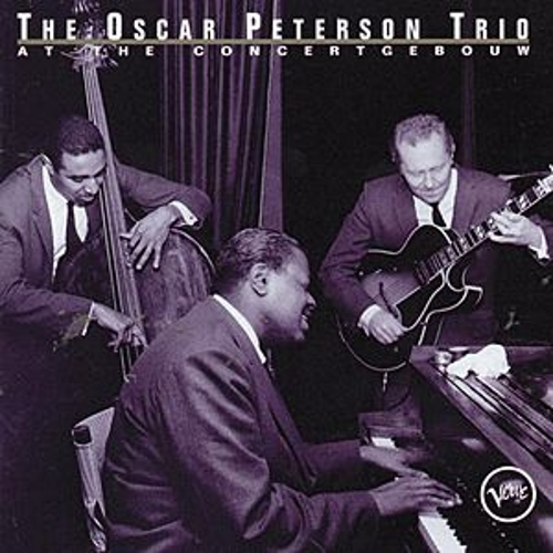 At The Concertgebouw by Oscar Peterson