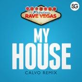 My House van Rave Vegas
